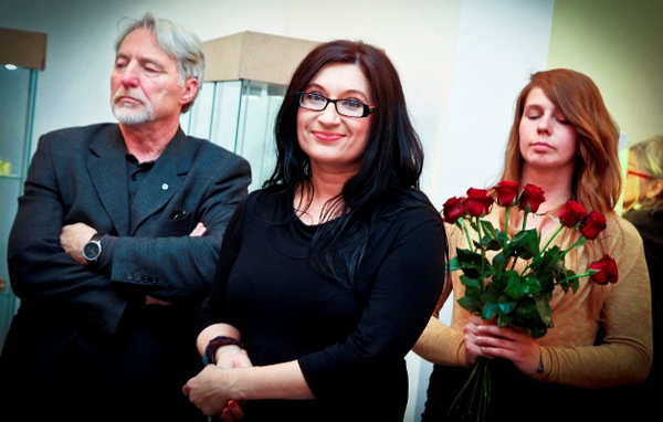 Zbigniew Kraska and Monika Szpatowicz