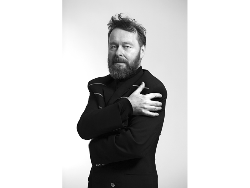 Berndt Arell, director of Nationalmuseum (Sweden), 2016, photo: Sanna Sjöswärd