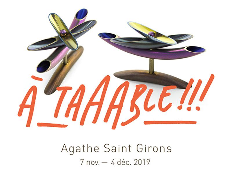 Agathe Saint Girons, Tourner en Bourrique, 2019