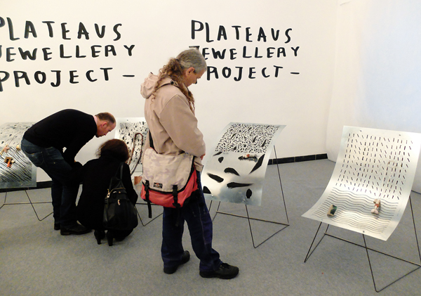 Plateaus Jewellery Project