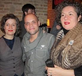Gemma Draper, Seth Papac, Iris Eichenberg