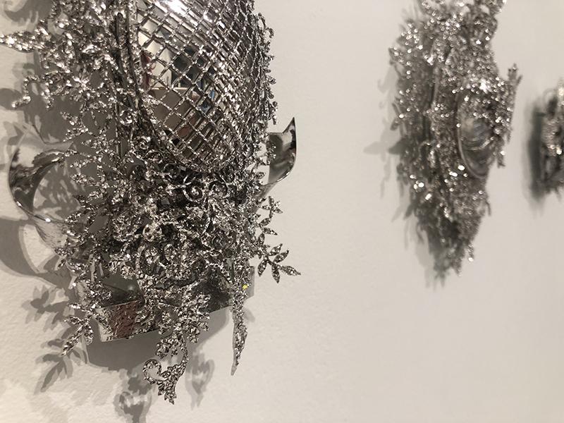 Fumiki Taguchi, White Expression Series 1–3, 2018–2019