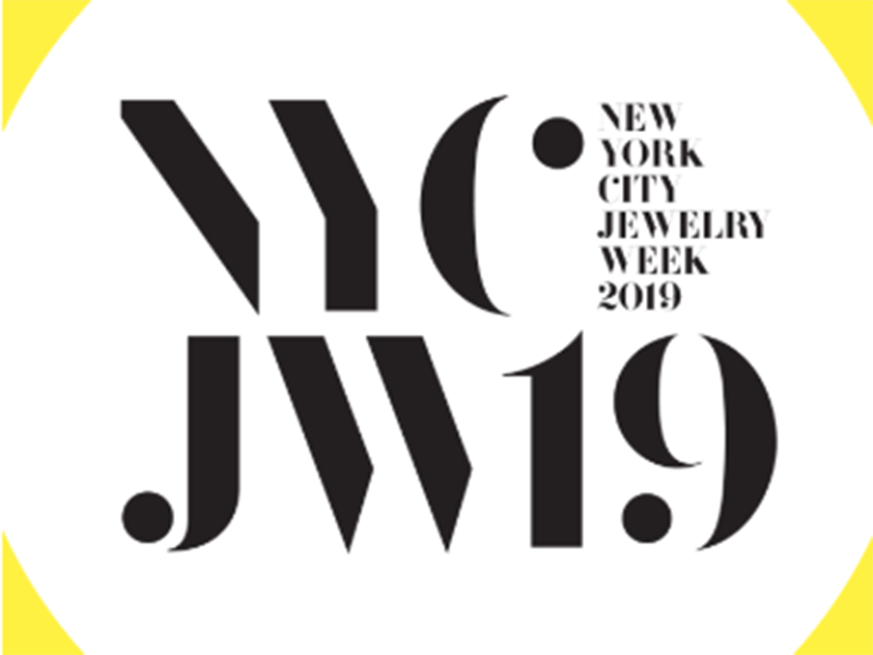 New York City Jewelry Week logo