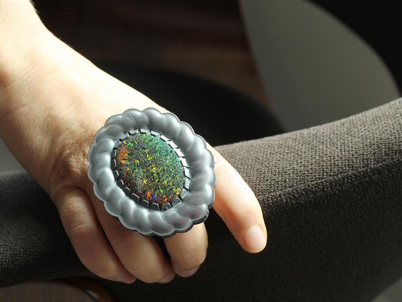 Helen Britton, Wildstone Ring
