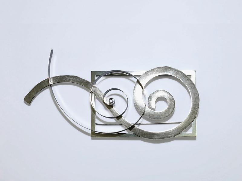 Violeta Adomaytité, Spiral, 2020