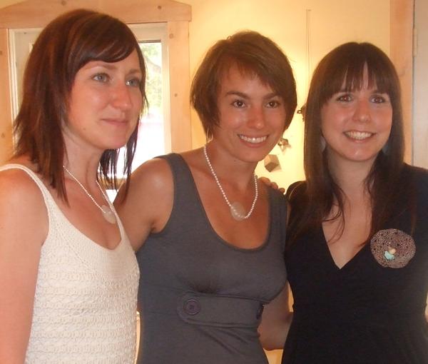 Annie Hinkes, Stephanie Tomczak, and 2012 Multiples Exhibition- instalHeide Lowe