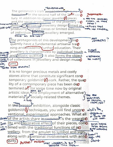 Wall text, Neuer Schmuck für die Götter, 2013