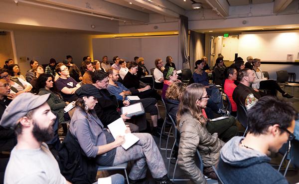 Benjamin Lignel and Namita Wiggers, 2013, Art Jewelry Forum Speakers Tour