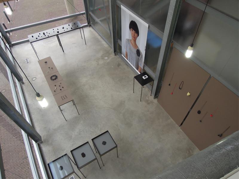 Exhibition view, Glasshouse