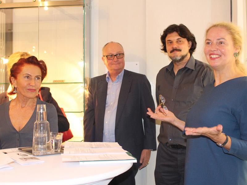 Anna Heindl, Stefano Marchetti, Galerie Slavik
