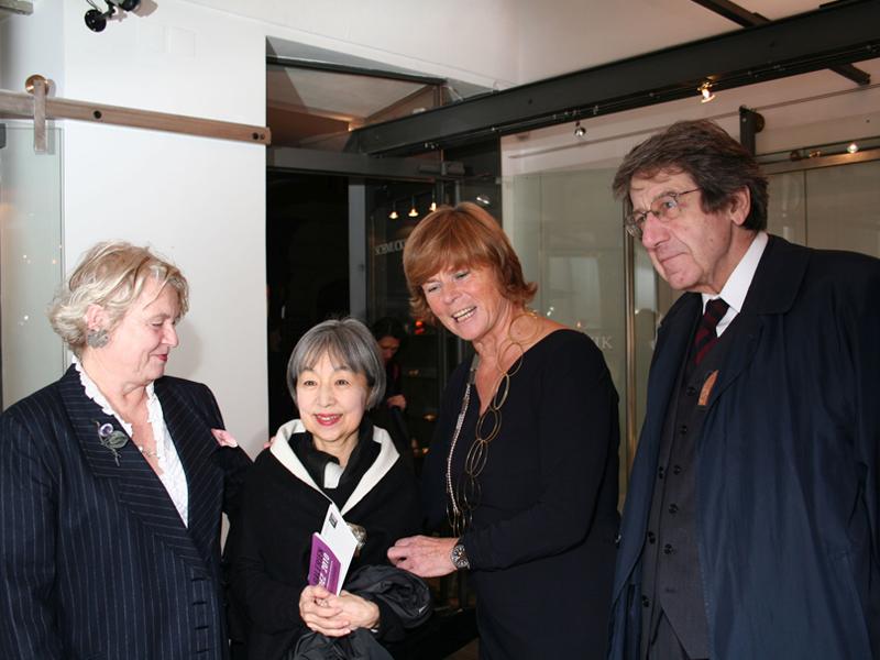 Heidi Bollmann, Kazumi Nagano, Renate Slavik, Karl Bollmann