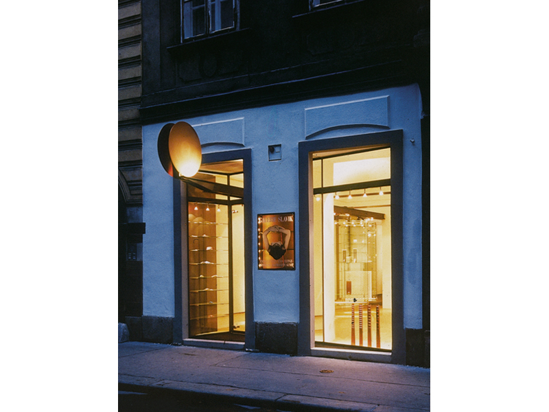 Galerie Slavik's exterior