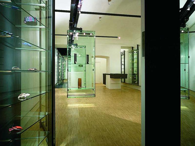 Galerie Slavik's interior