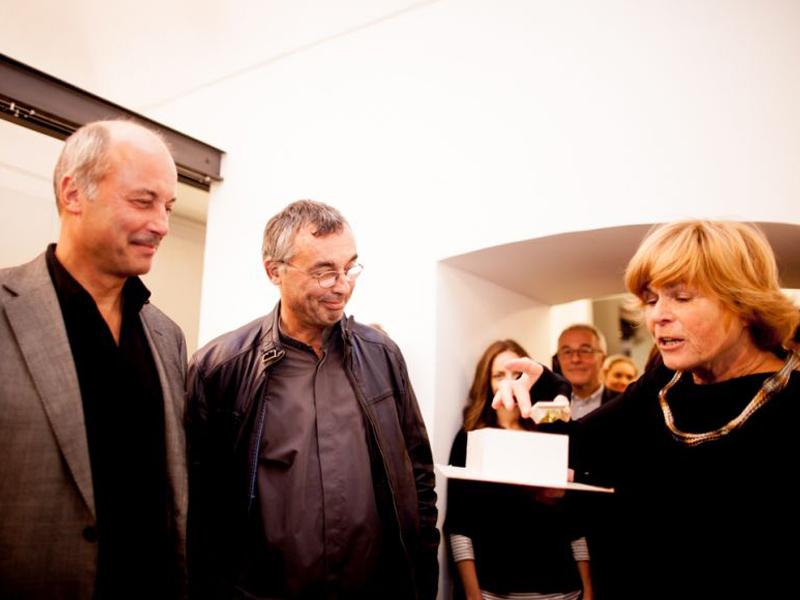 Galerie Slavik, Edmund and Tomas Hoke