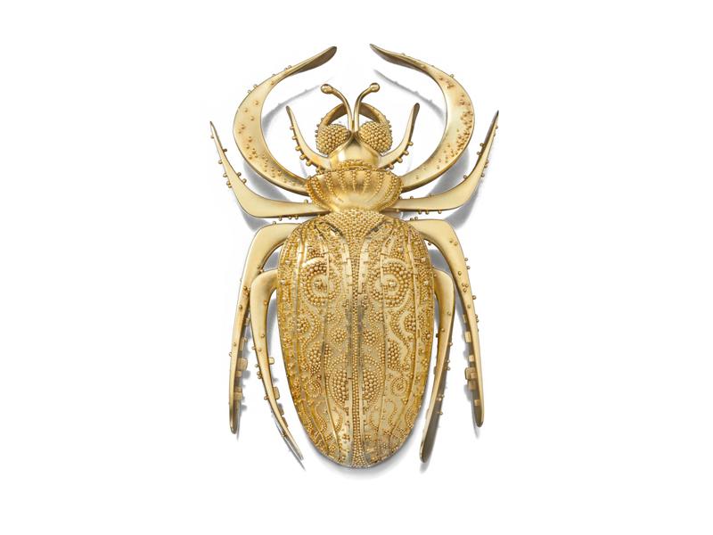 John Paul Miller, Beetle, 1993