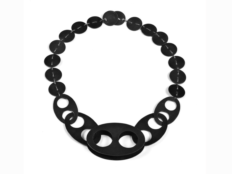 Lindsey Snell, Linkage Necklace