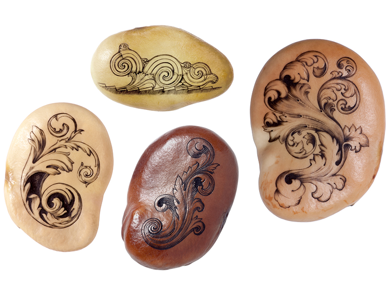 Sergey Jivetin, Natural Ornament series