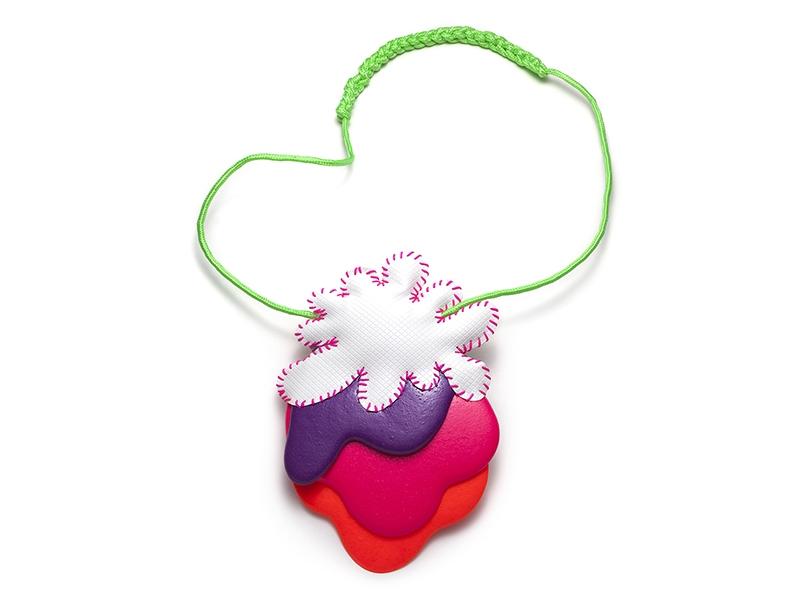 Magali Thibault Gobeil, Candy Cloud #3