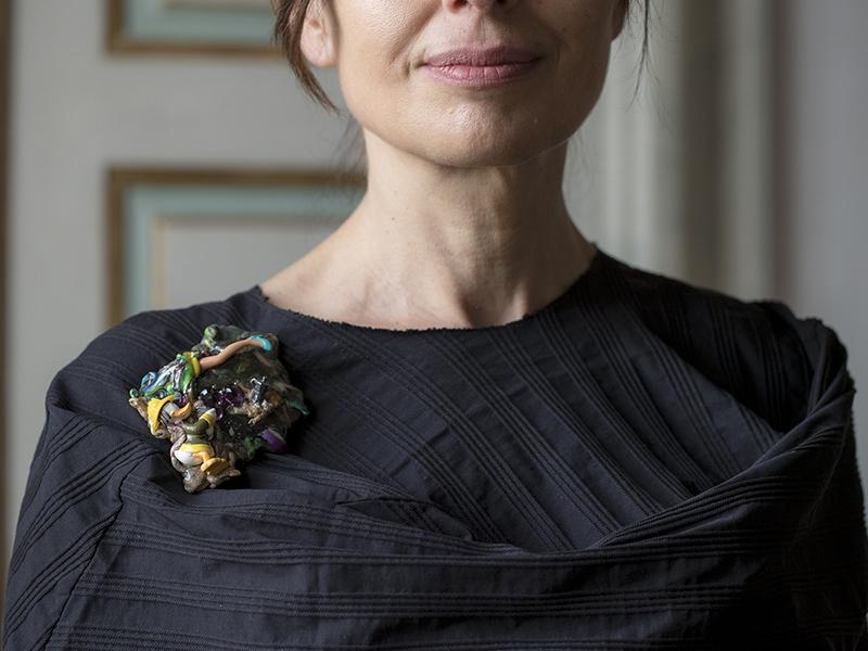 Barbara Uderzo, Fermento