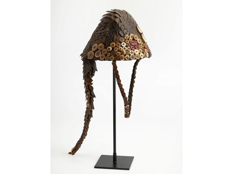 Bwami initiation headdress, Africa