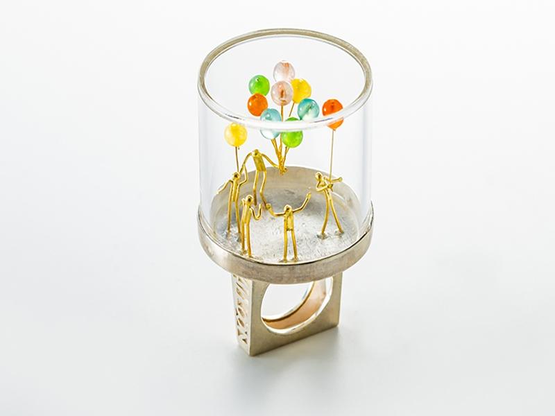Asagi Maeda, Balloon Ring