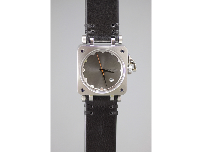Pierre-Yves Paquette, hand-made watch
