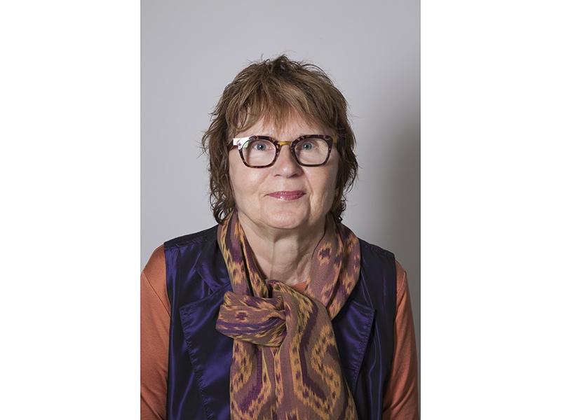 Nancy Worden, photo courtesy of Artist Trust
