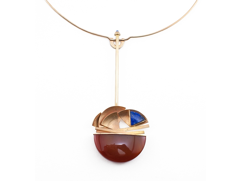 Michael Jerry, Necklace