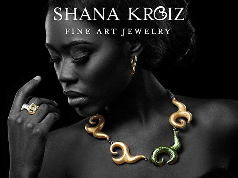 Shana Kroiz, necklace