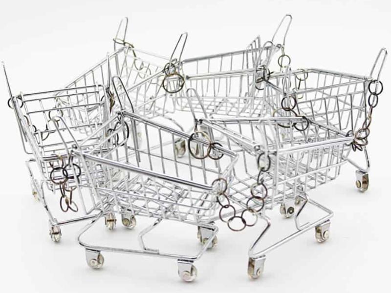 Moniek Schrijer, Add to Cart, 2017
