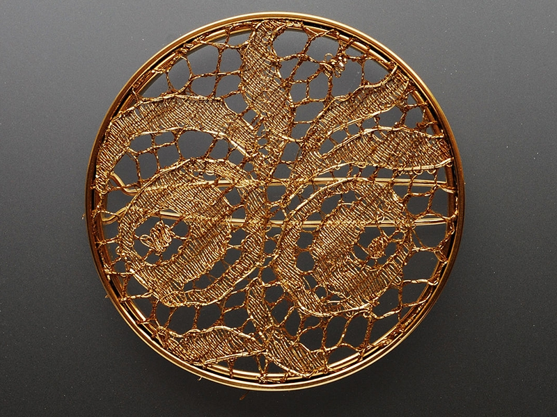 Joanna Campbell, Embroidery Hoop