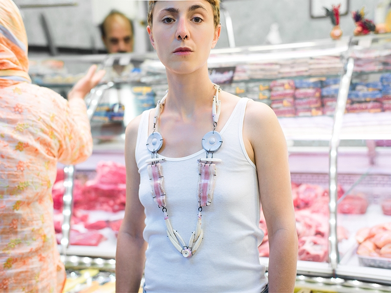 Eva Burton, Bacon Twist