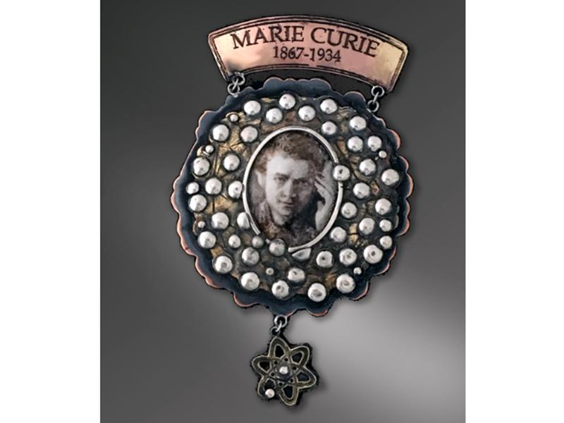 Mana Hewitt, Marie Curie