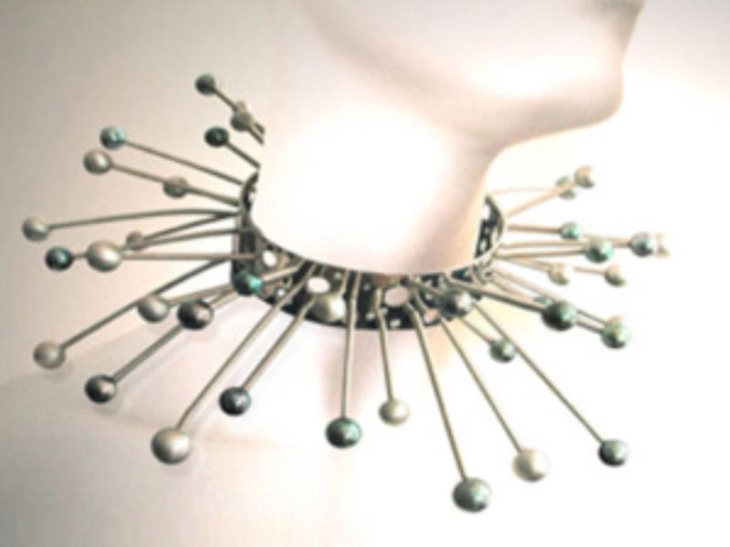 Yupadee Kobkulboonsiri, necklace, photo courtesy of Yupadee Design